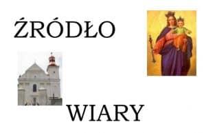 źródło wiary - miesięcznik parafii Przemyślany