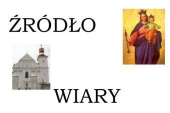 Źródło Wiary – miesięcznik parafii Przemyślany
