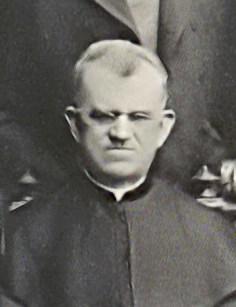 1904 ks. Zygmunt Bilski - Proboszcz parafii w Przemyślanach 1879 - 1933