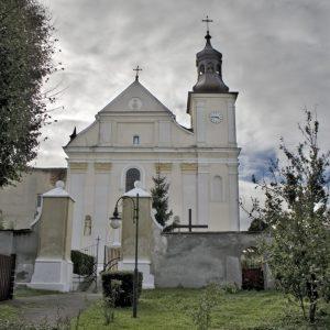 Kościół w Przemyślanach 2018