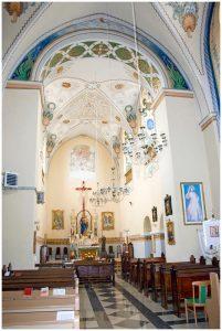 Ołtarz Parafii w Przemyślanach