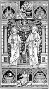 Odpust 2019 - św. Piotr i Paweł - nasi Patroni