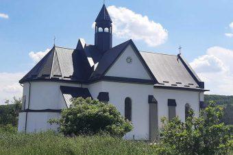 3 lipiec 2021 – poświęcenie odbudowanego kościoła w Ciemierzyńcach