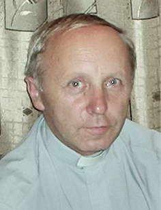 ks. Piotr - Salezjanin