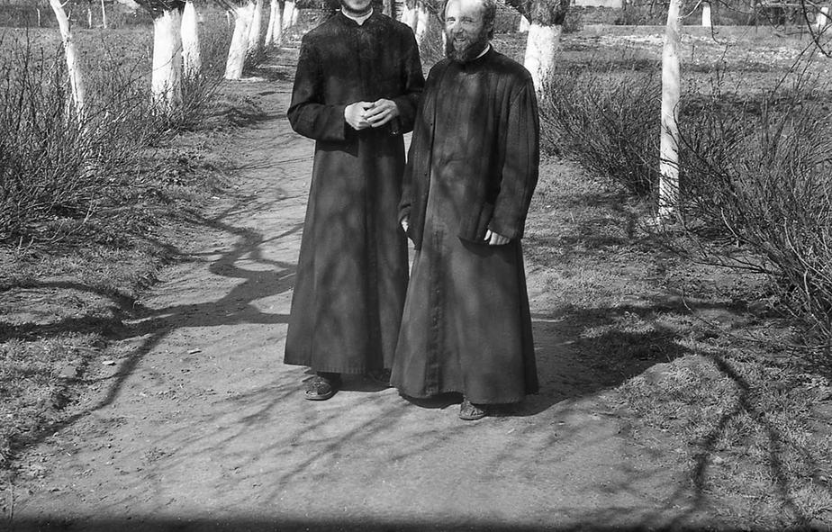 1979 - ks. Piotr - seminarium salezjańskie